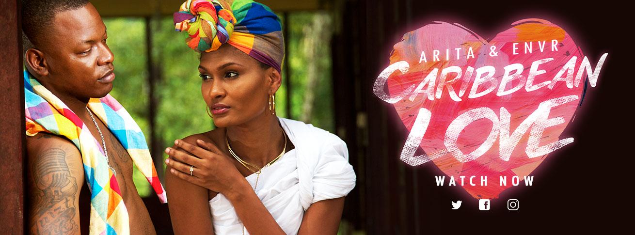 arita & envr - caribbean love